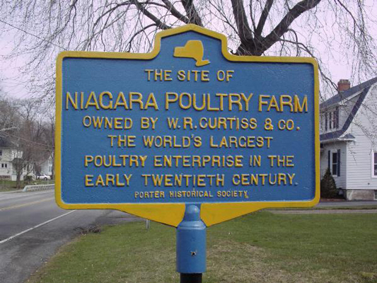 The Niagara Poultry Farm of Ransomville
