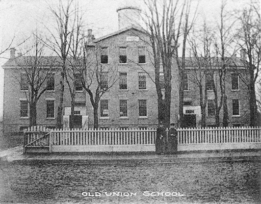 Lockport's Old Union School